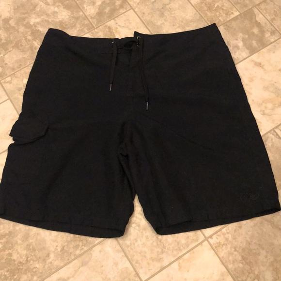 Nike Boardshorts - Black - 38